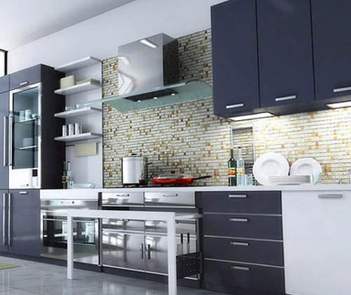 厨房煤气灶风水 打造一个厨房好风水图片