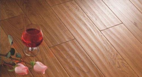 实木地板安装方法之龙骨铺设方法